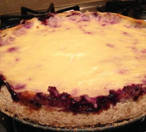 blueberry sour cream torte2